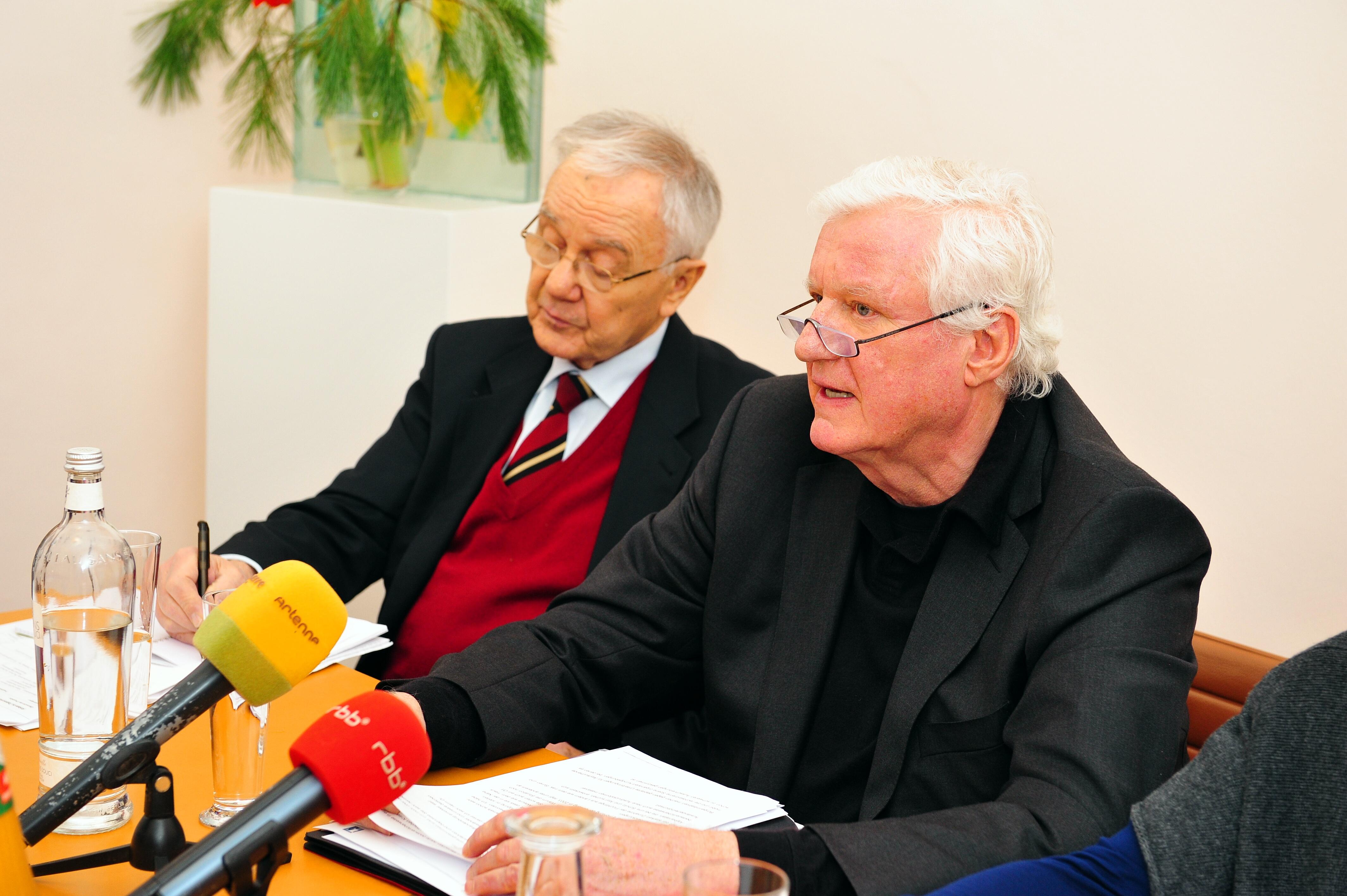 Stiftungsratssitzung der F. C. Flick Stiftung am 3. Dezember 2014