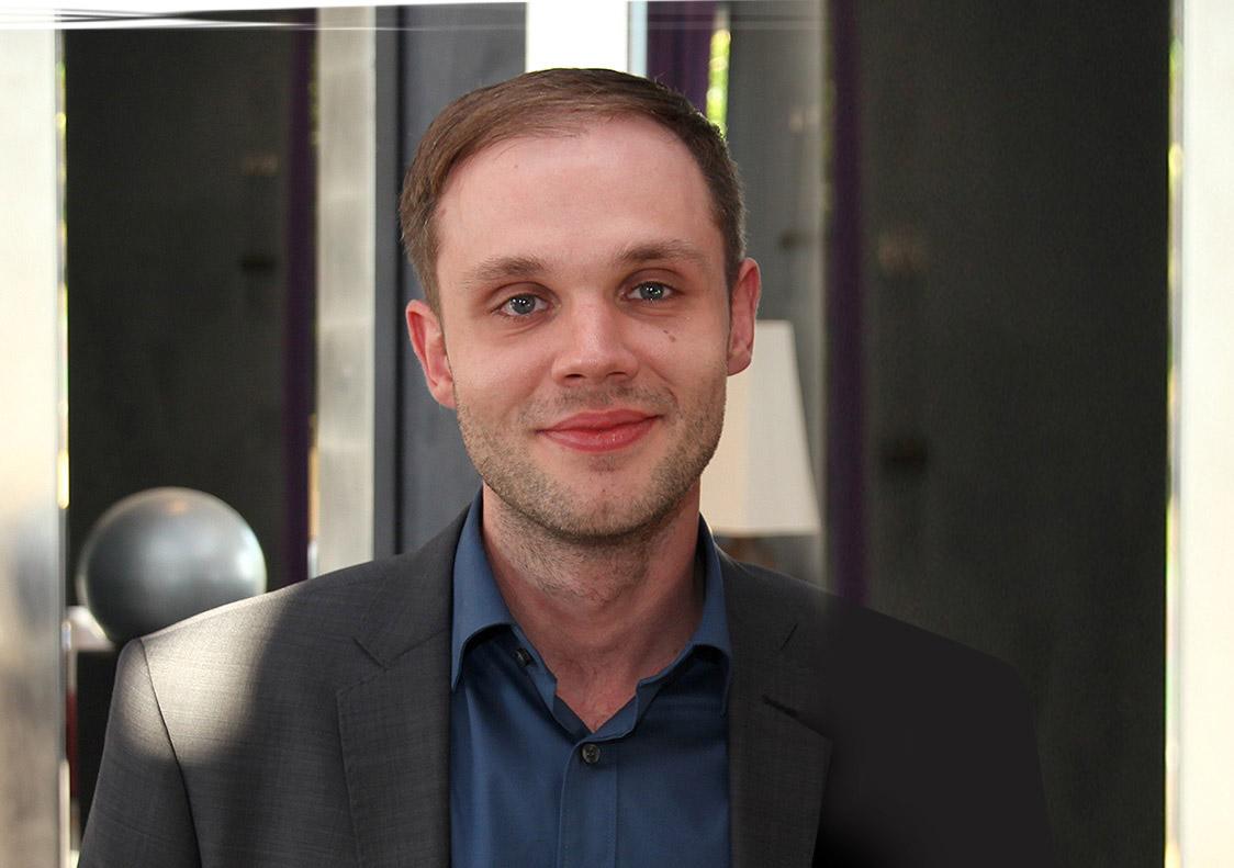 Portrait Julian Haberecht