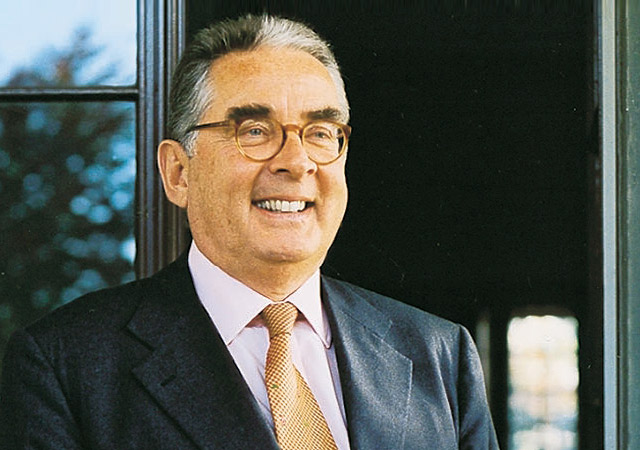 Dr. Eberhard von Koerber †