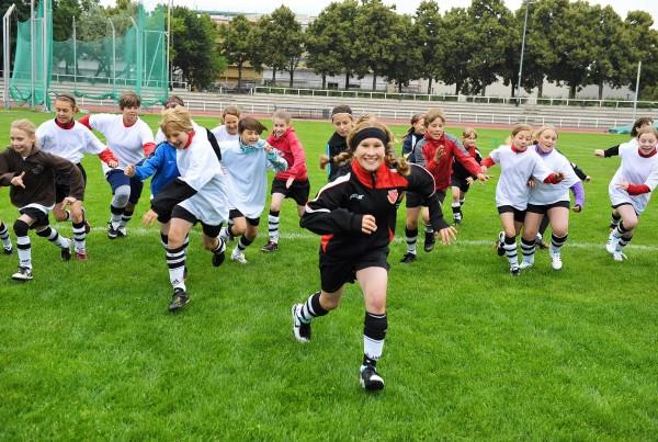 Neues Mädchenfußballprojekt in Mecklenburg-Vorpommern!