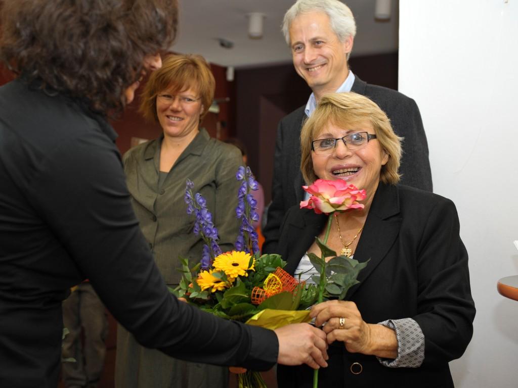 Ausstellungseröffnung, 26.6.2011, Potsdam