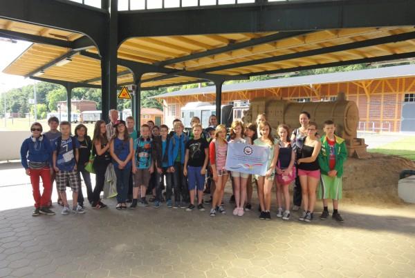 Deutsch-polnische Schülerbegegnung in Heringsdorf