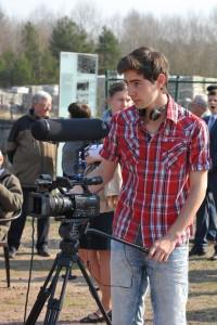 Kameramann - Filmworkshops 2013 – Filmverband Brandenburg e.V. Spurensuche im Klinkerwerk Oranienburg/ Zwangsarbeiterlager/ Konzentrationslager