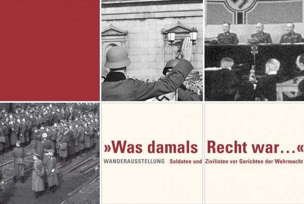 Plakat-Was-damals-Recht-war-thumb