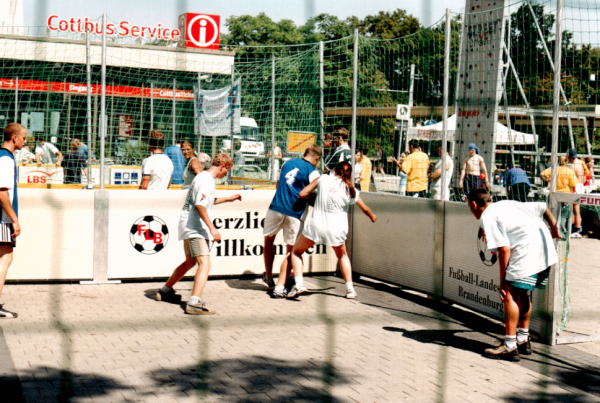 European Goals Tour 2003
