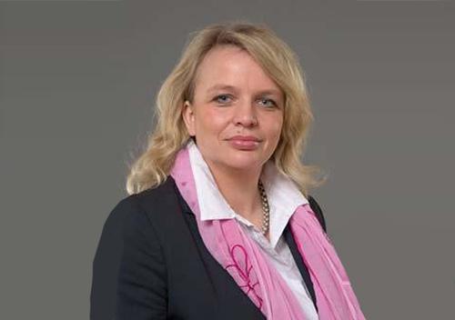 Portrait Frau Krause-Hinrichs offiziell