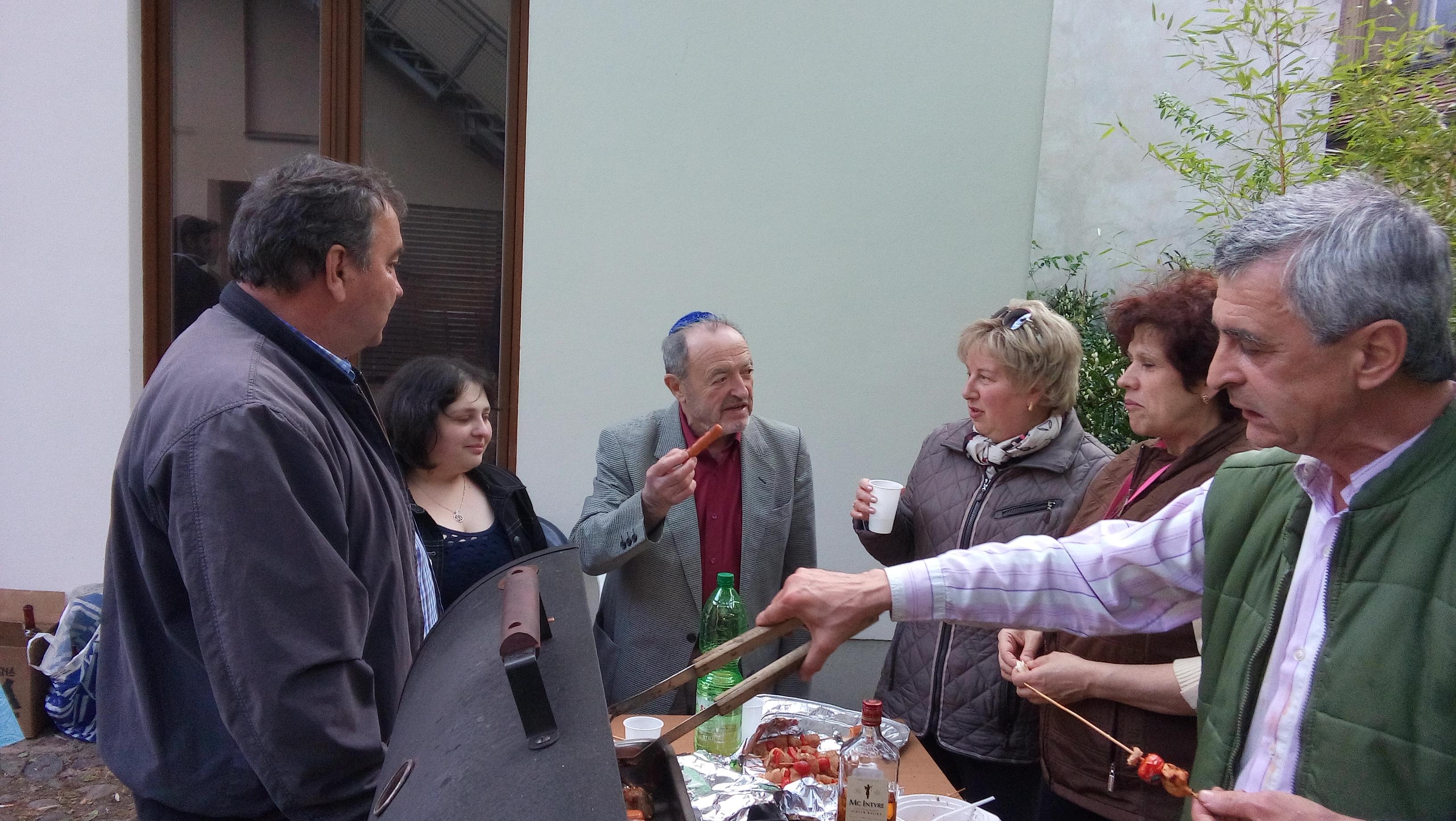 Frühlingsfest der Jüdischen Gemeinde Potsdam