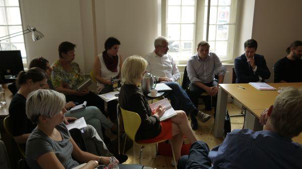 3. Runder Tisch zum Thema Flüchtlingshilfe der F.C. Flick Stiftung