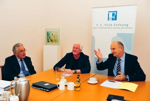 Stiftungsrat tagt in Potsdam