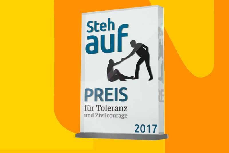 Steh-auf-Preis 2017: Jury tagt in Potsdam