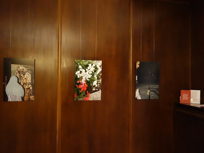 Ausstellung - ehemaliges Bezirksb++rgermeisterzimmer 2