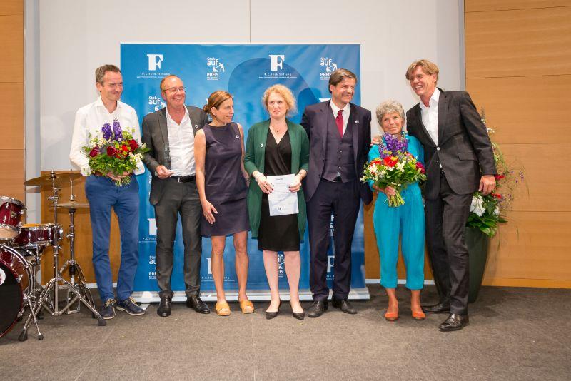 Martin Keune 2. von links