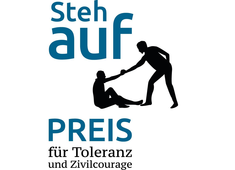"""Auslobung """"Steh-auf-Preis für Toleranz und Zivilcourage"""" 2019"""