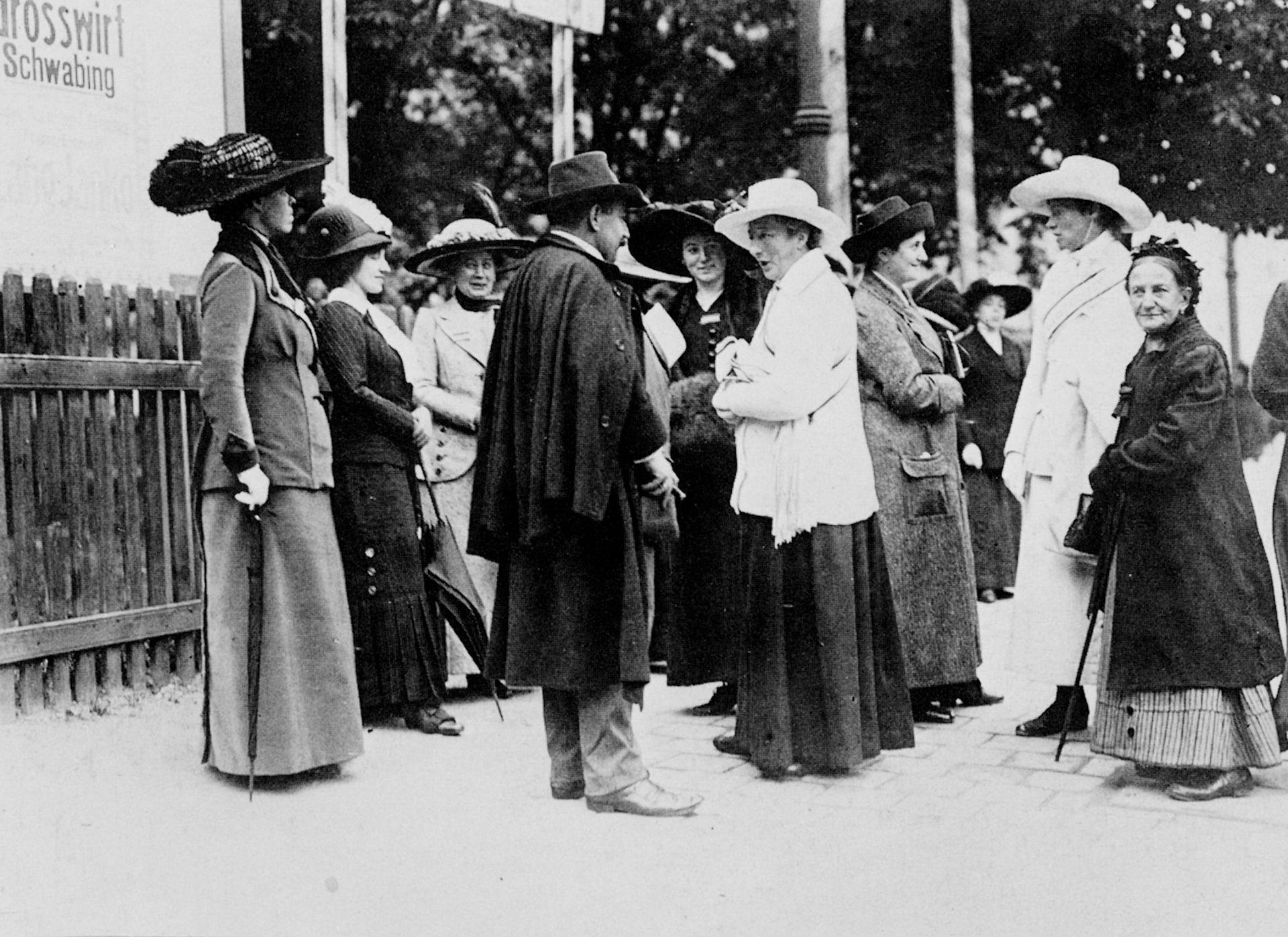 Veranstaltungshinweis: Lily Braun und 100 Jahre Frauenwahlrecht