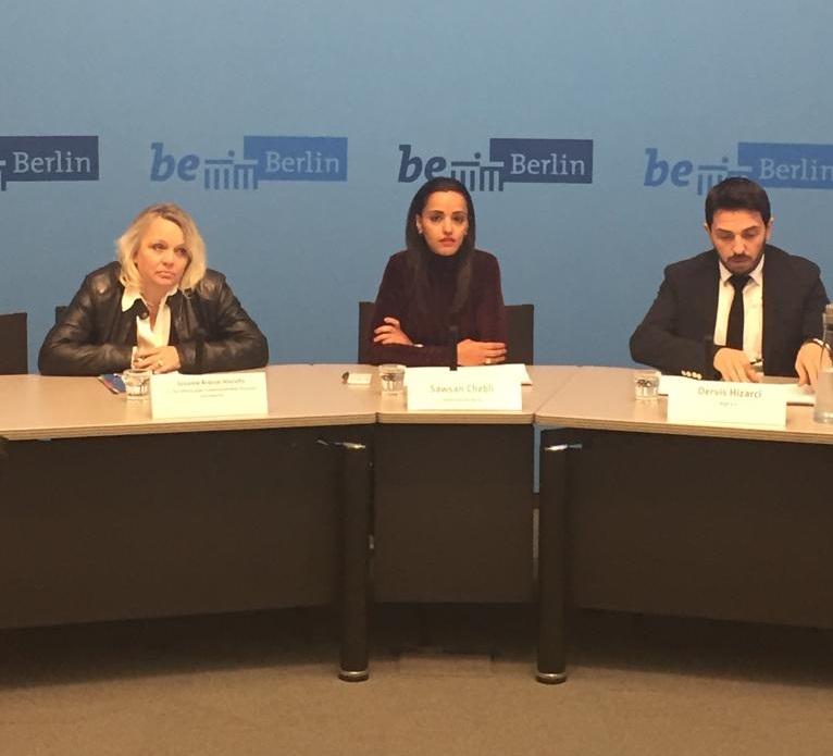 """Auftaktsitzung zur Dialogreihe """"Tu' was gegen Antisemitismus!"""""""