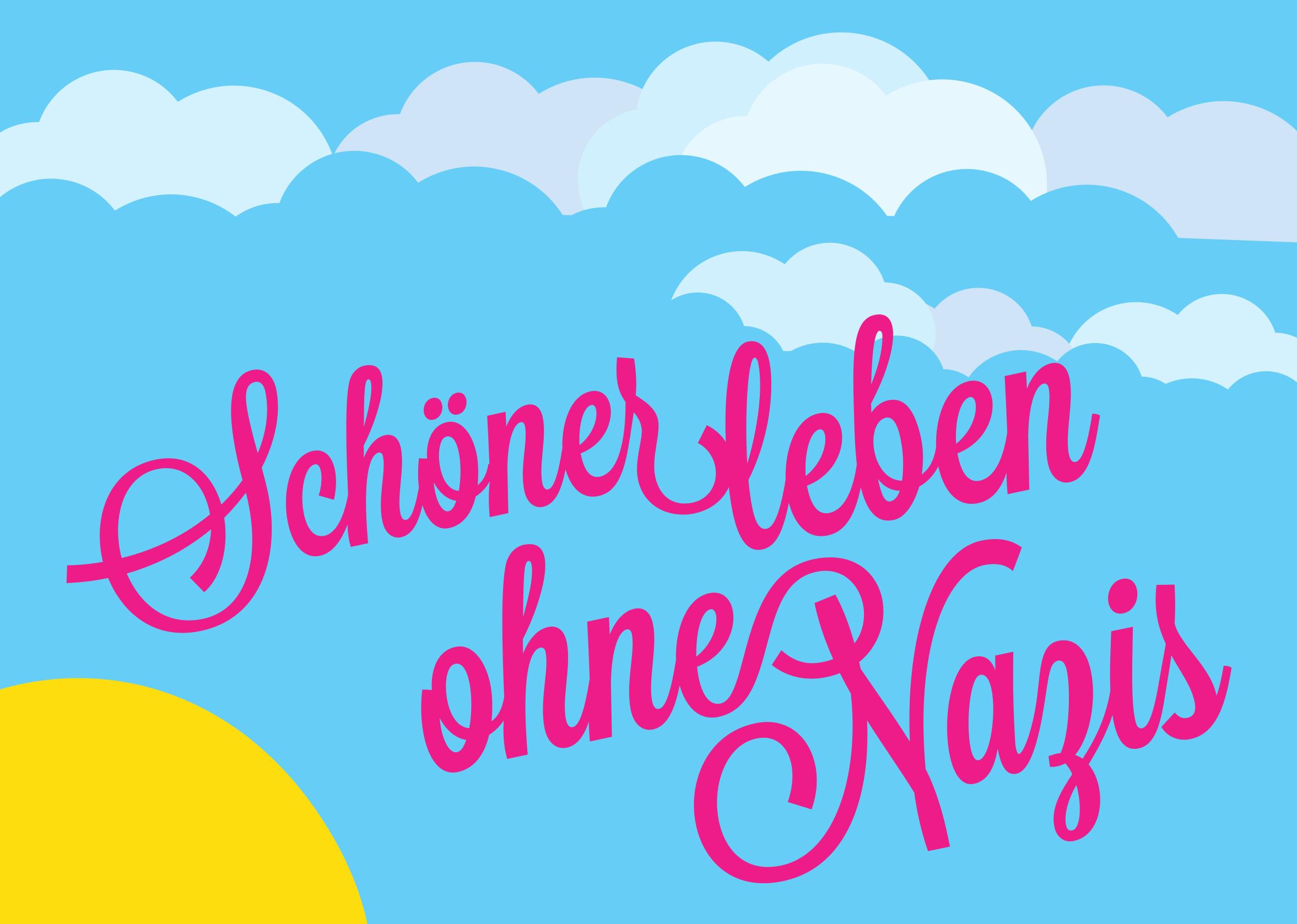 """""""Schöner leben ohne Nazis"""" Festival in den Neuen Kammerspielen Kleinmachnow"""