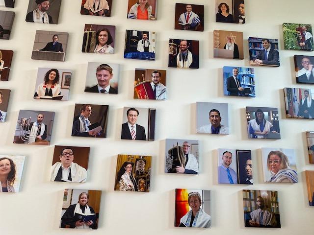Eröffnung des Europäischen Zentrums für Jüdische Gelehrsamkeit